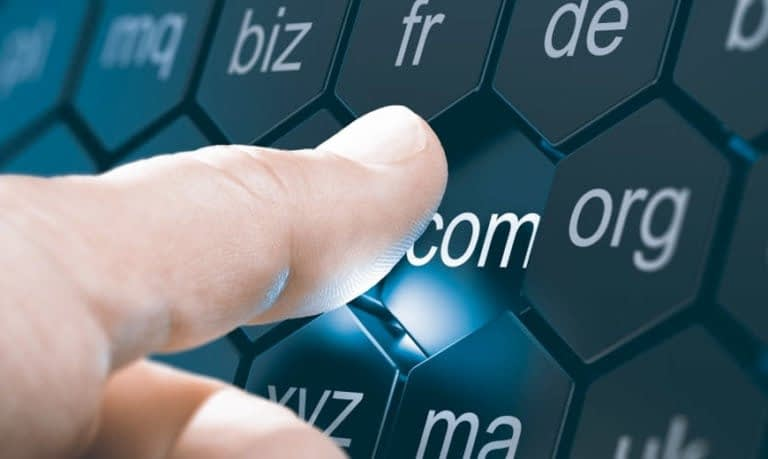 How to find your perfect .com domain name